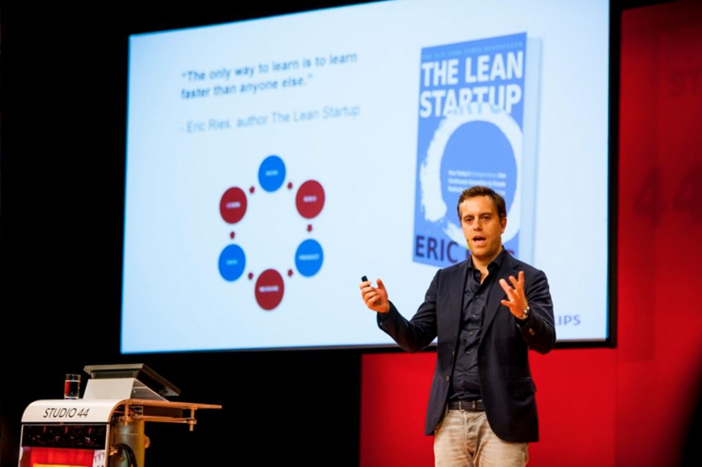 Willem Schungel Lean Startup